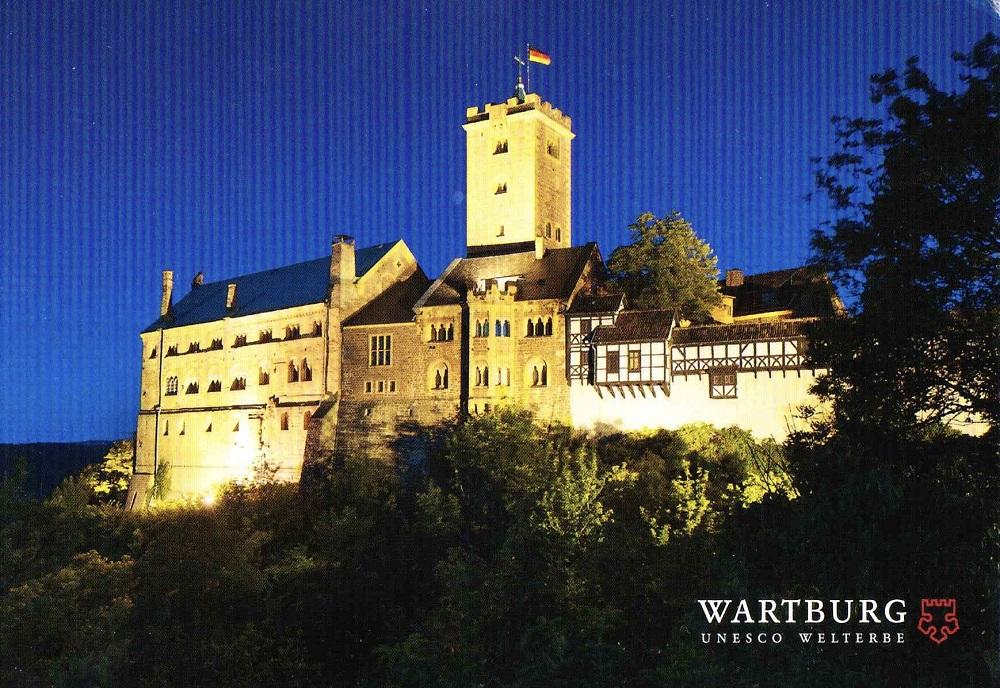 ヴァルトブルグ城