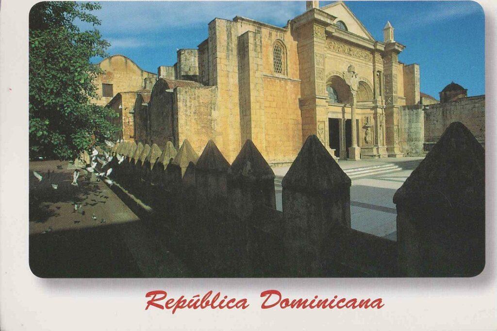 ドミニカ共和国の大聖堂